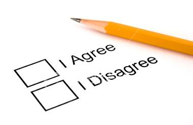 agree or disagree topics